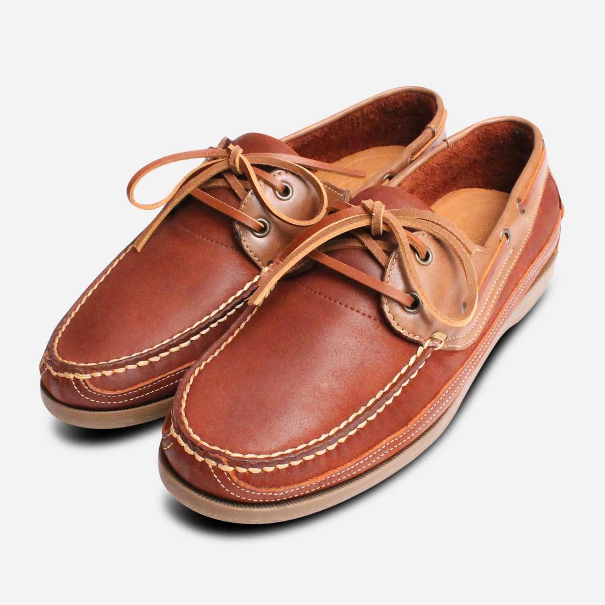 Detalles de Anatomic & Co Marrón Óxido Nubuck Comodidad Zapatos Náuticos