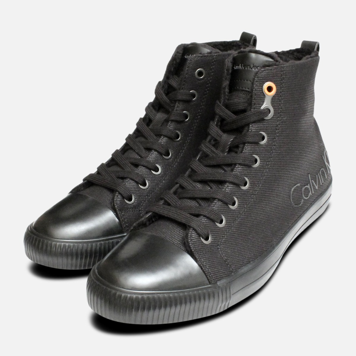 Calvin Klein Warm Lined High Tops in