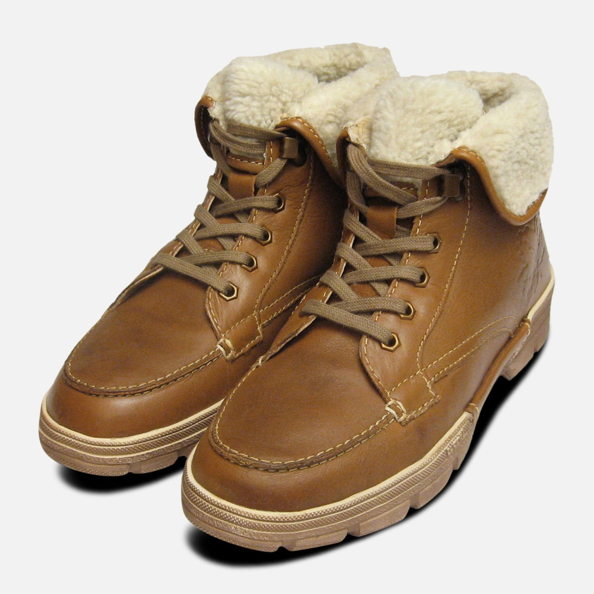 look for buying new buy cheap Camel Brown Warm Bugatti Mens Boots   eBay