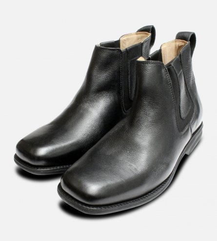 Chelsea Boots in Amazonas Black by Anatomic & Co