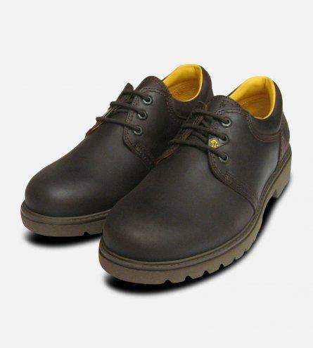 Master Panama Jack 02 C2 Dark Brown Waxy Waterproof Havana Joe Shoes