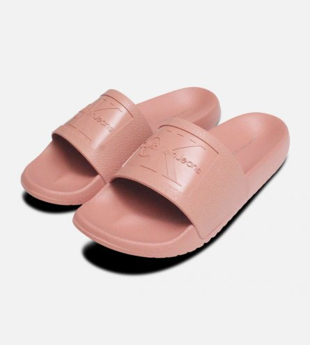 Dusk Pink Jelly Calvin Klein Sandals Christie Slide