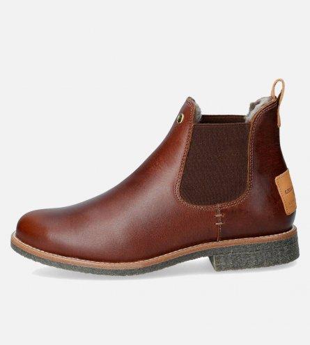 Panama Jack Giordana Warm Lined Ladies Chelsea Boots