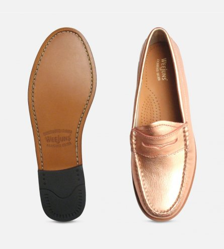 GH Bass Weejun Shoes Ladies Loafers
