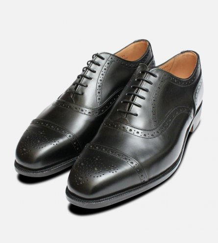 Kensington Black Oxford Trickers Brogues