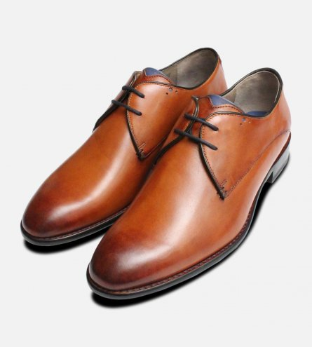 Tan Leather Mens Dress Shoes Oliver Sweeney Knole