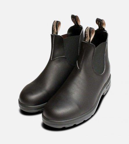 Ladies Blundstone Round Toe 510 Elastic Chelsea Boots