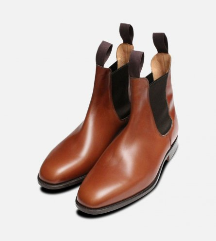 Trickers Beechnut Lambourn Dealer Boot
