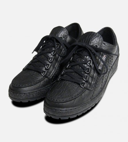 Mephisto Shoes Cruiser 2 in Black Mammoth