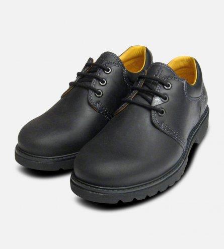 Master Panama Jack 02 C3 Black Waxy Waterproof Havana Joe Shoes