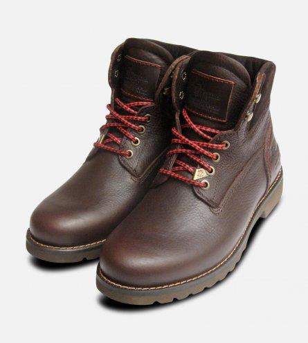 Panama Jack Amur C1 Waxy Brown Havana Joe Boots