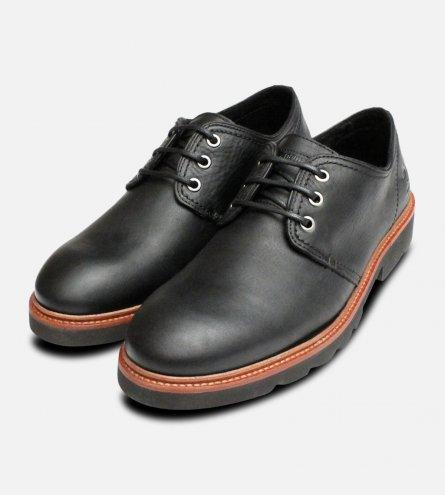 Panama Jack Dallan C7 Black Mens Lace Up Shoes