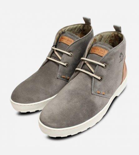 c8969b6abfe Mens Chukka Boots - Arthur Knight Shoes