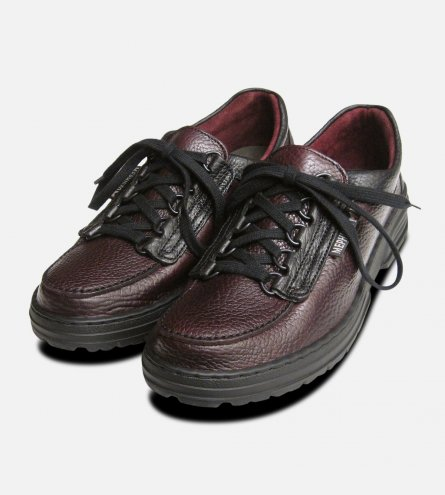 Wanda Burgundy Wine by Mephisto Shoes