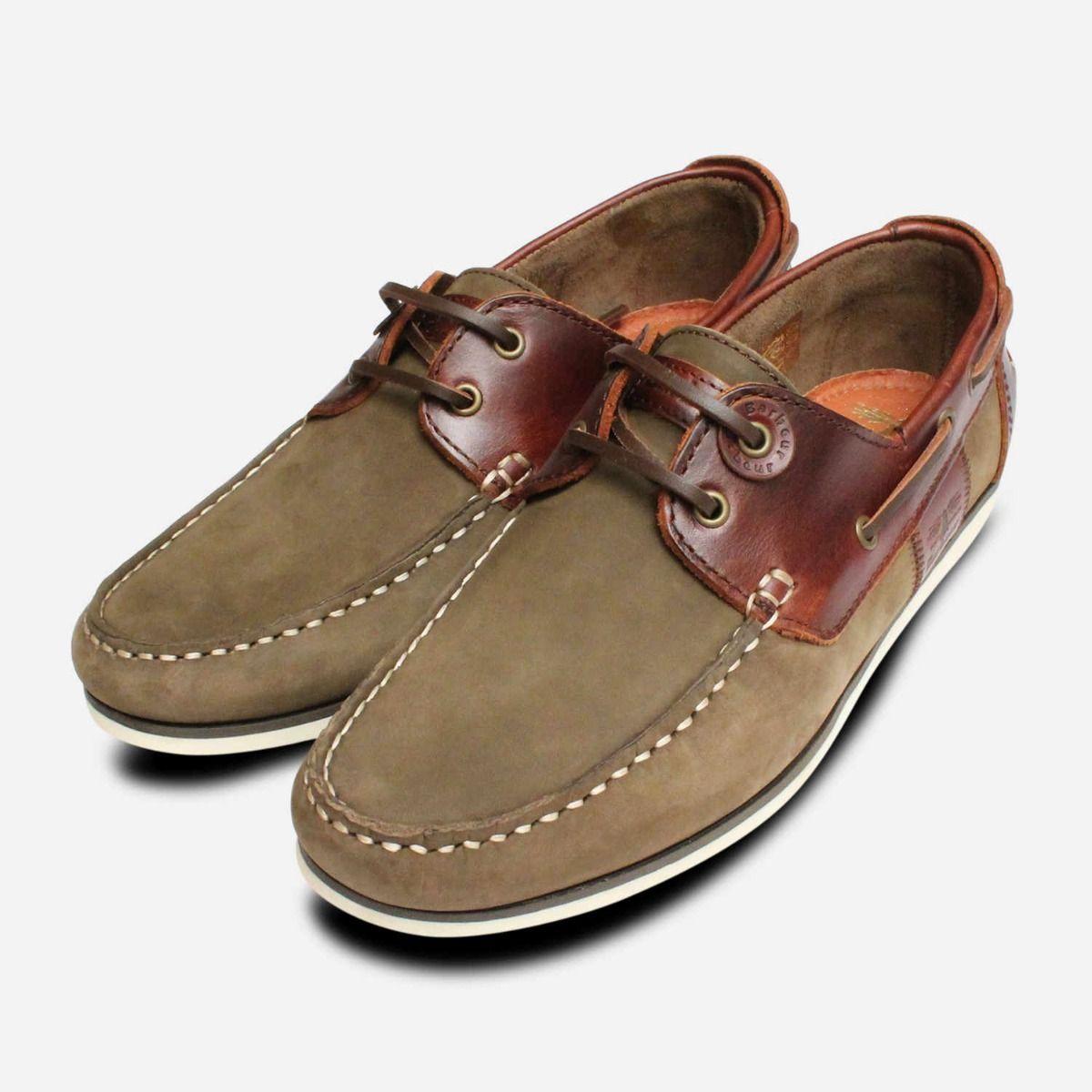barbour capstan boat shoes tan cheap online