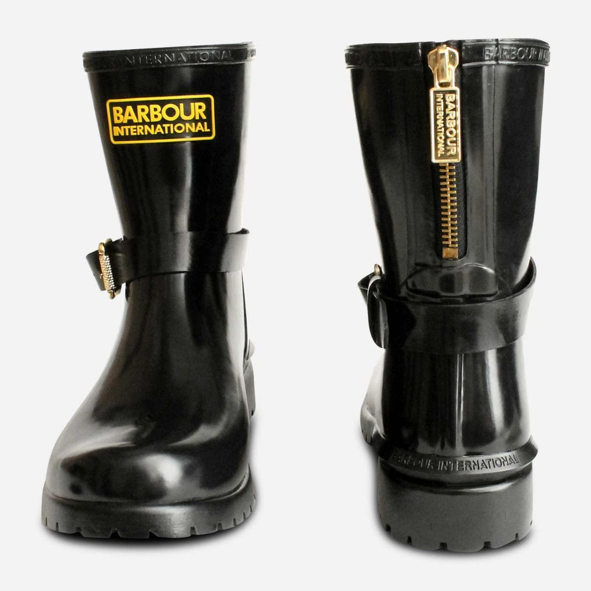 barbour ankle wellies