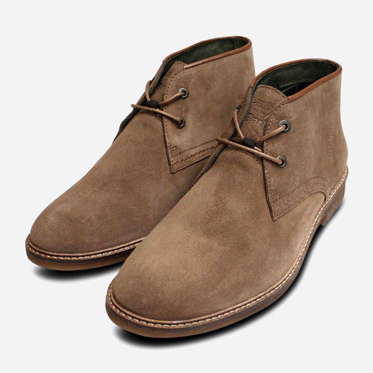 Barbour Kalahari 3 Mens Chukka Boots in