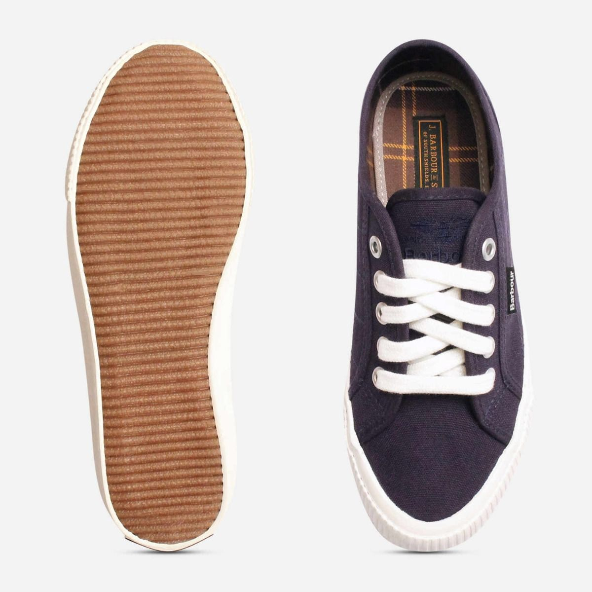 Barbour Womens Luna II Trainer Shoes in