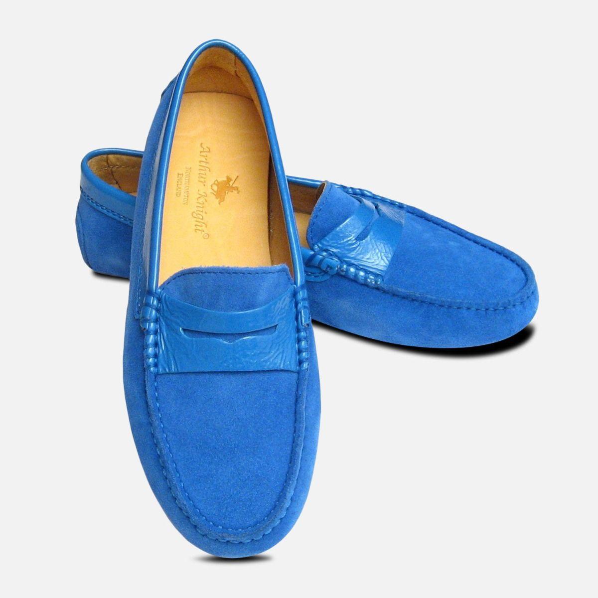 Blue Suede \u0026 Patent Arthur Knight