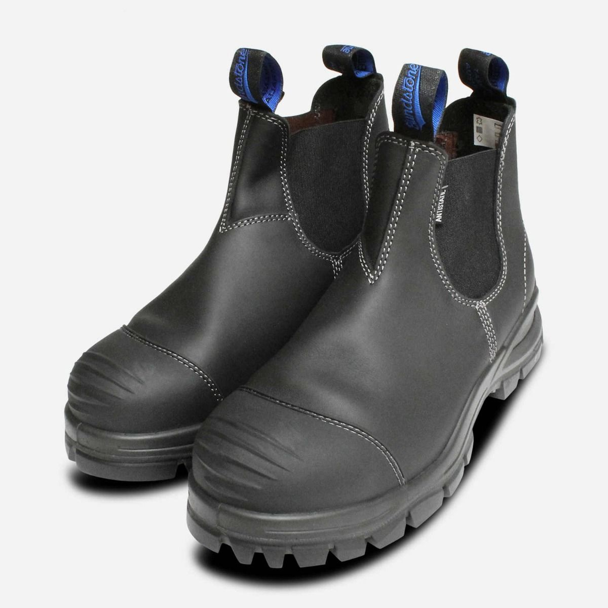 Blundstone 910 Steel Toe Safety Boots