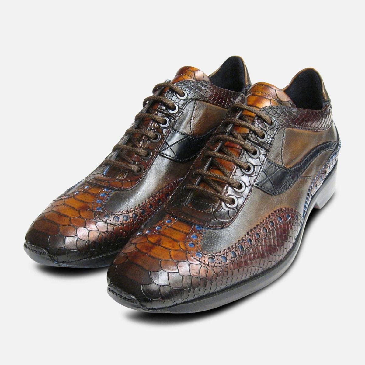 skin sneakers