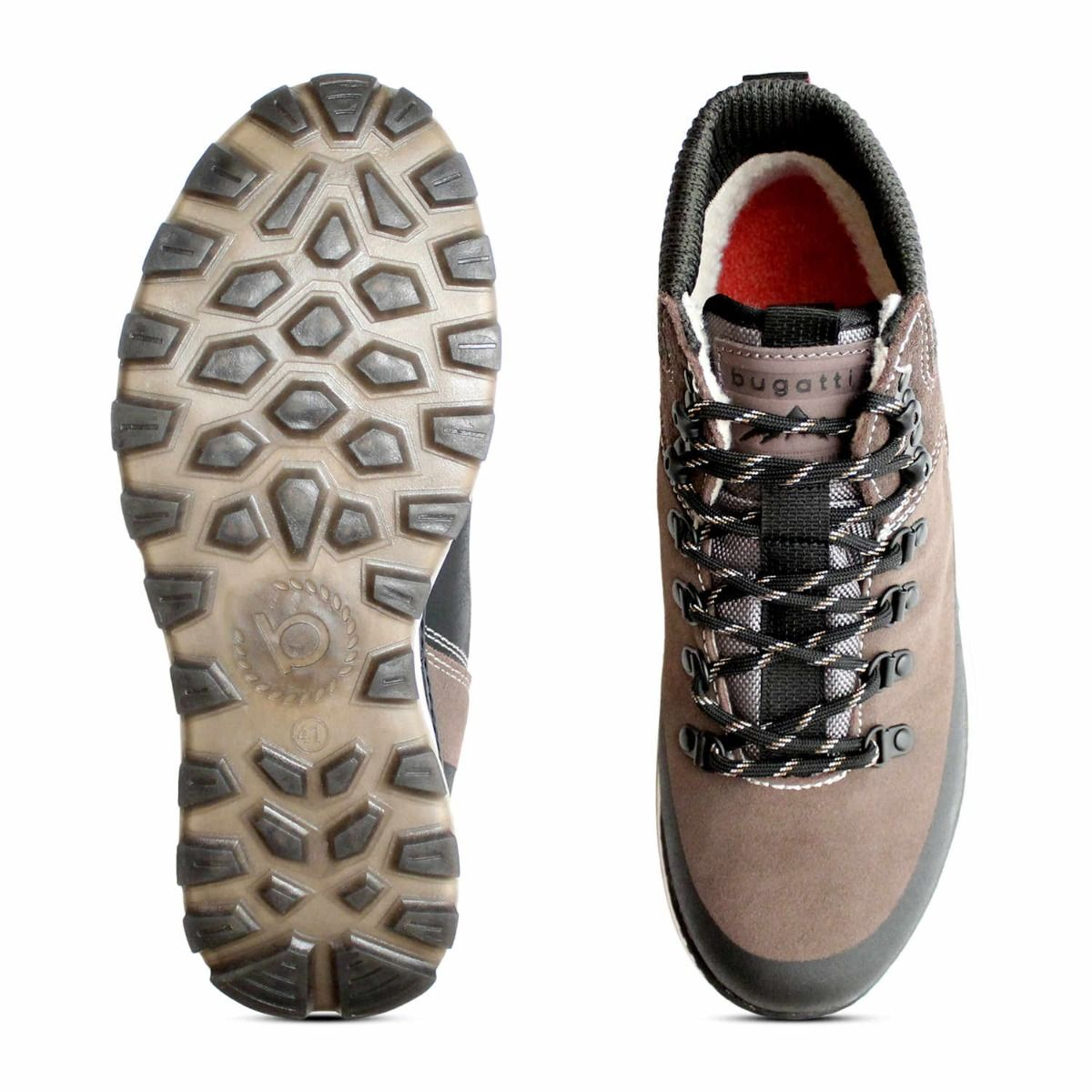 walking style boots
