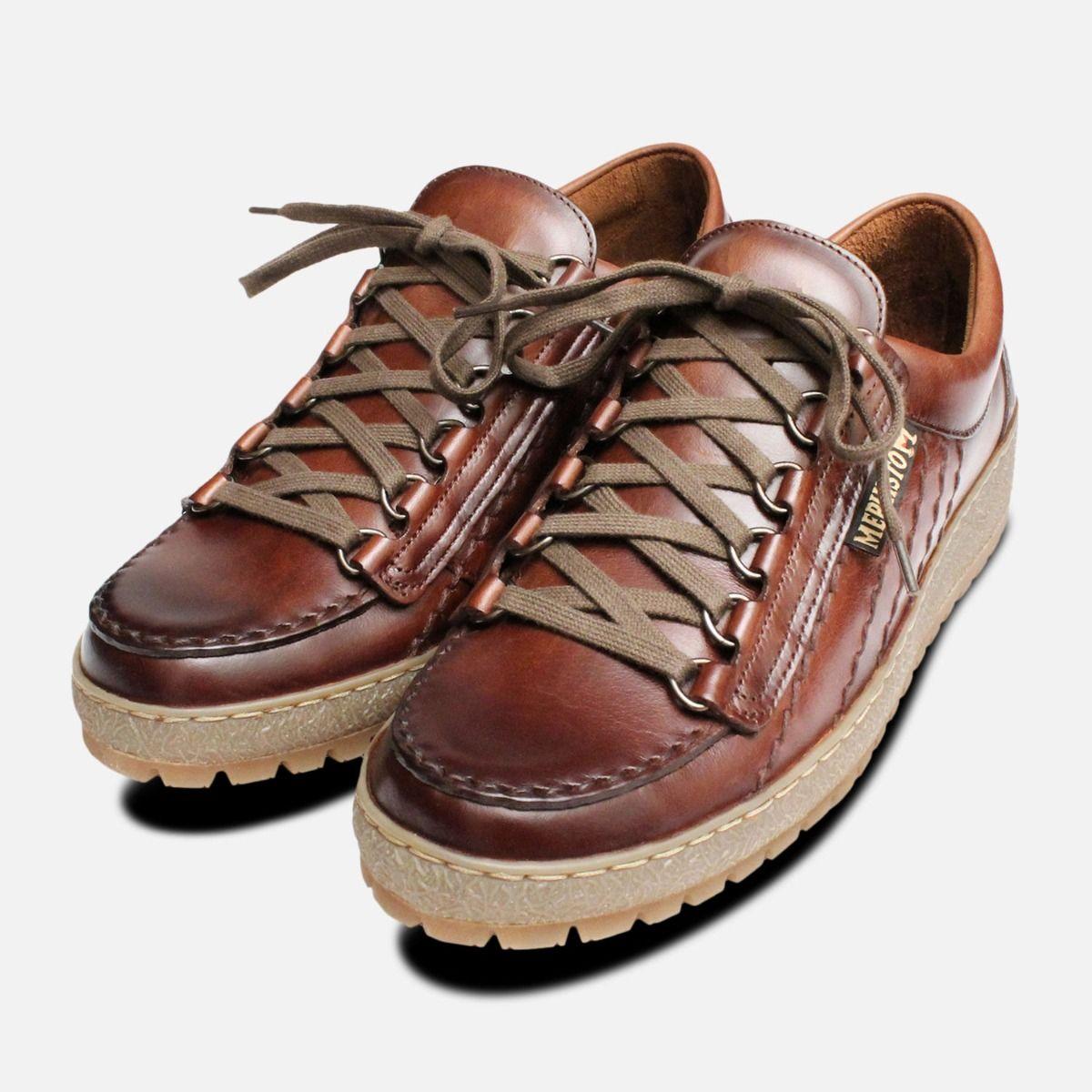 Waxy Chestnut Rainbow Mephisto Shoes