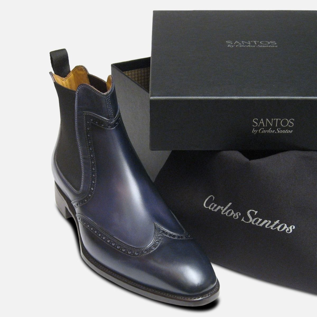 Carlos Santos Conquer Luxury Blue