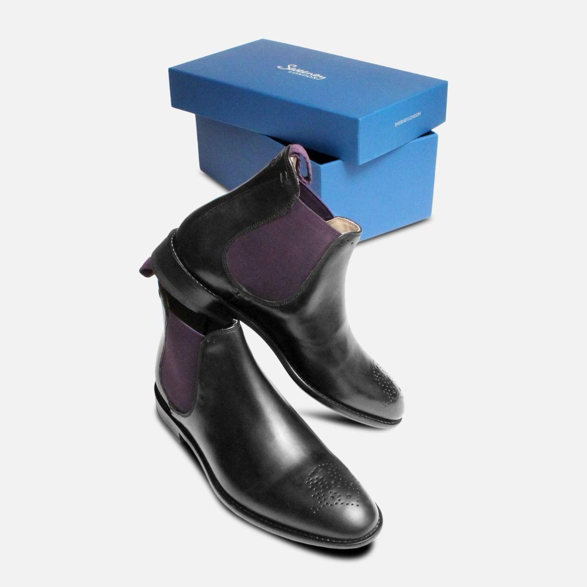 designer chelsea boots