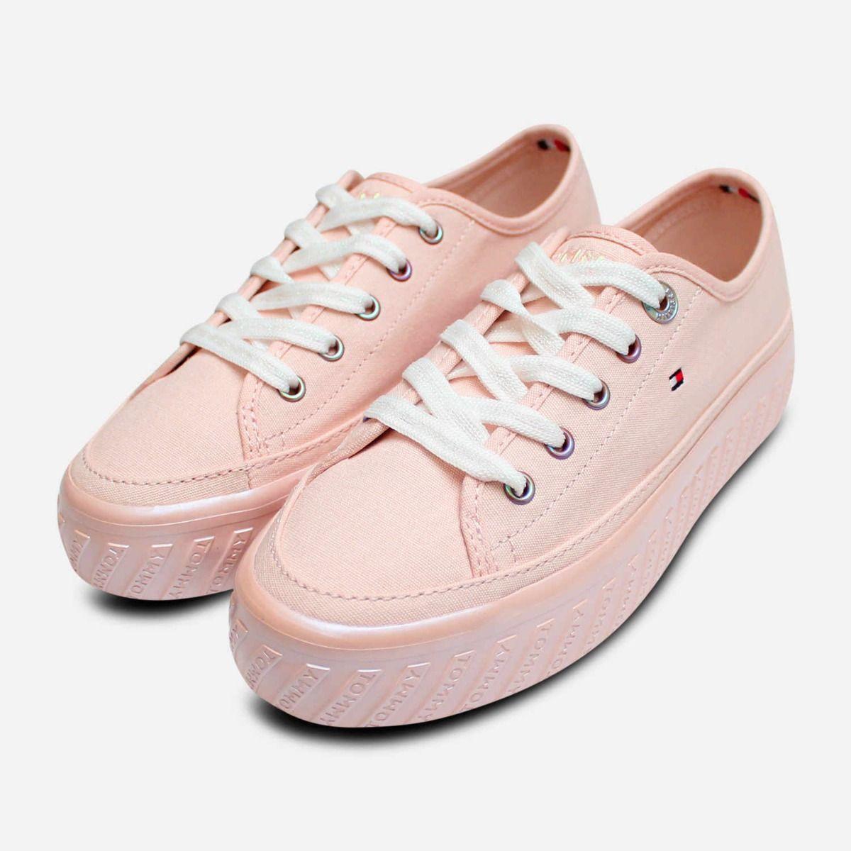 Tommy Hilfiger Flatform Detail Sneakers