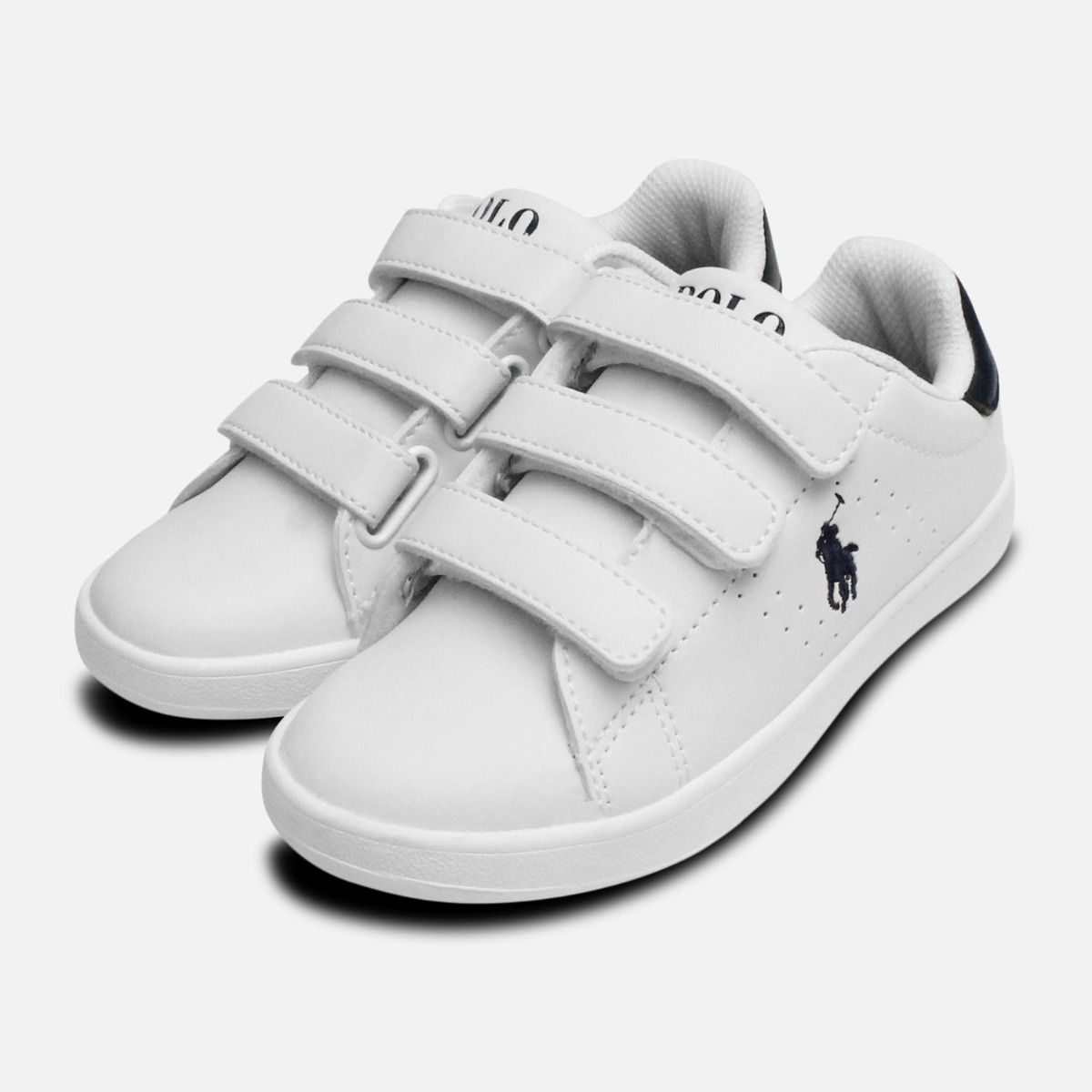 Classic White Polo Ralph Lauren Quincey