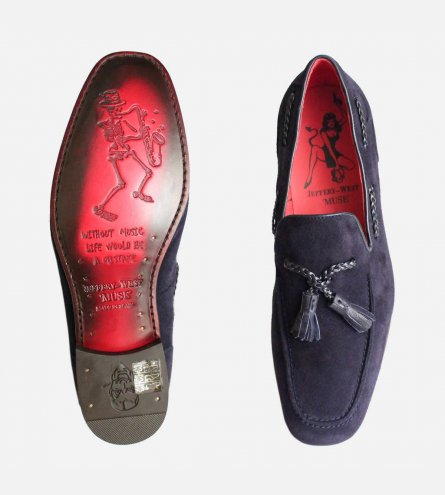 Jeffery West Shoes - Arthur Knight Shoes