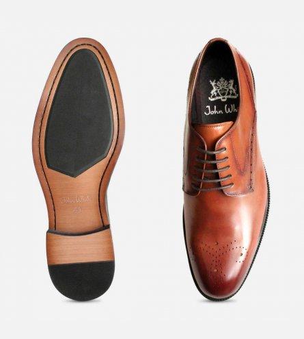 John White Shoes - English Mens Footwear
