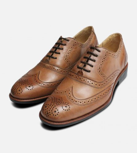 Anatomic & Co Charles Oxford Brogues in Bronze