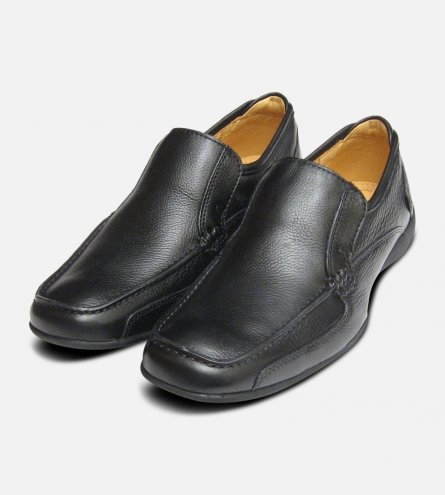 Comfort Casual Parati Shoes in Black by Anatomic Gel