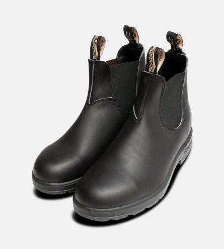Round Toe Black Blundstone 510 Chelsea Boots