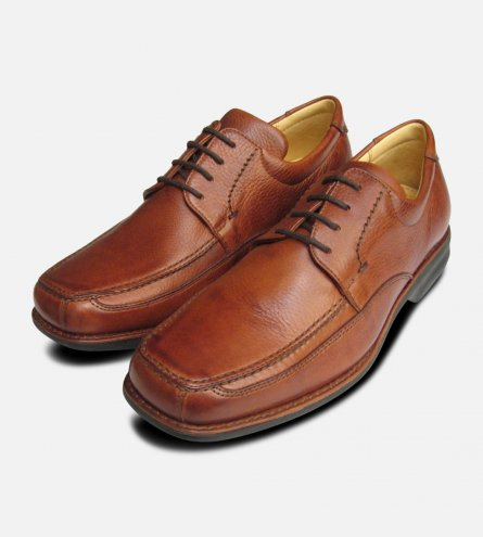 Anatomic Shoes Goias 2 Tan Comfort Lace Up