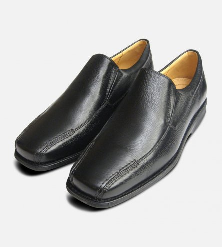 Black Belem Step in Loafers by Anatomic & Company