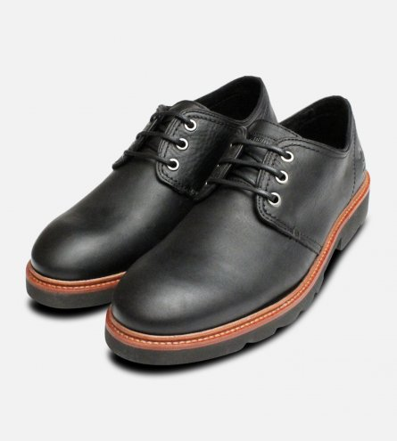 Panama Jack Dallan C7 Black Mens Lace Up Shoes