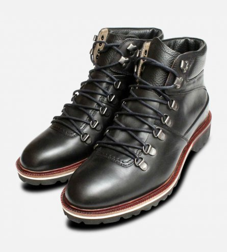Oliver Sweeney Rispond Trekking Boots in Black