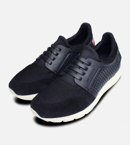 Tommy Hilfiger Extra Lightweight Dark Navy Blue Shoes