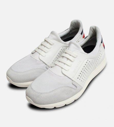 Tommy Hilfiger Extra Lightweight White Tech Sneaker