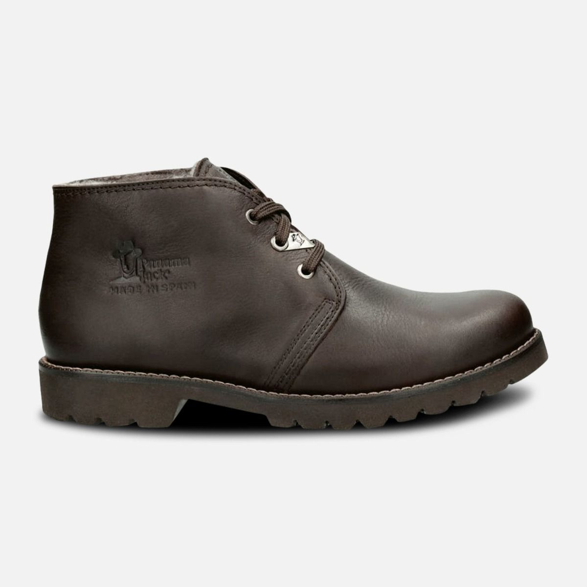 Mr. Panama Jack  Igloo Fur Lined Mens Dark Brown Boots