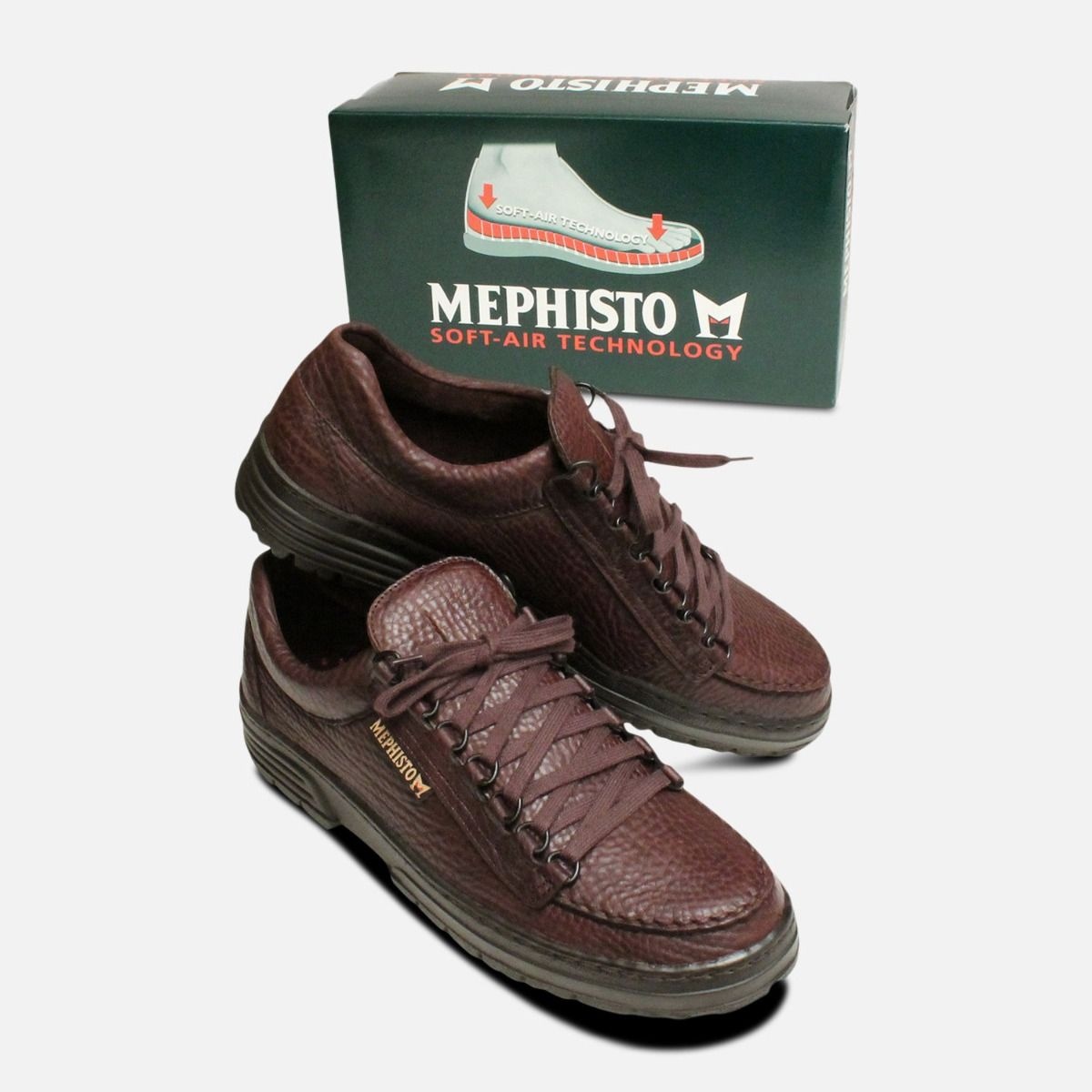 396fdaed49 Mephisto Shoes Cruiser 2 Dark Brown Mamouth