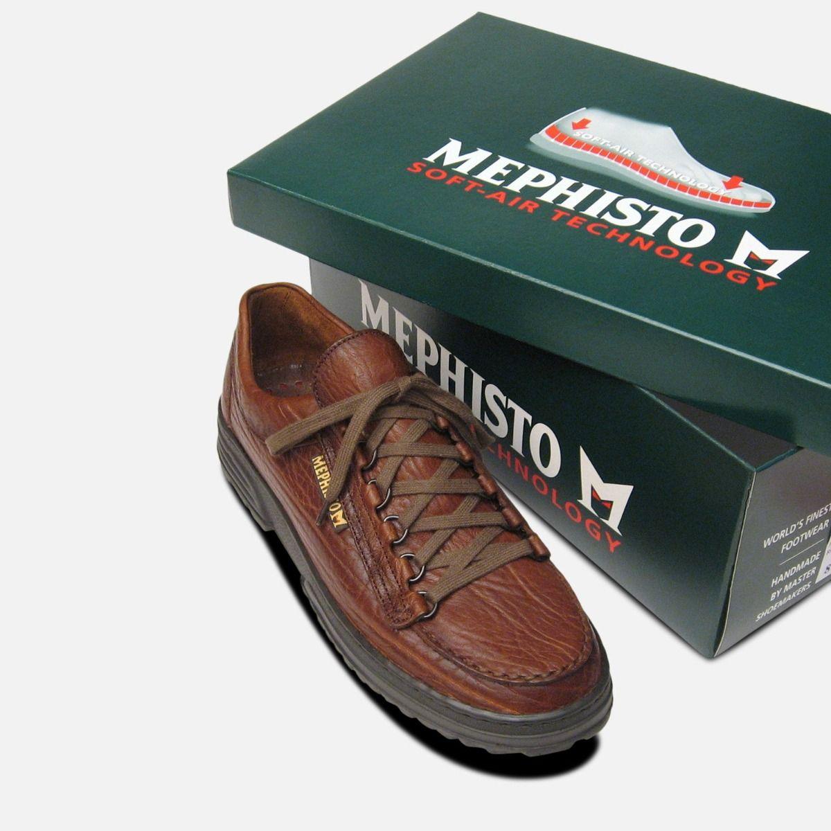 2 Desert Shoes Mephisto Cruiser Brown w0Pk8nO