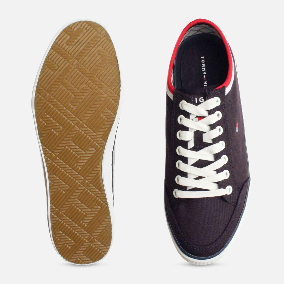 Original Navy Blue Harrington Tommy Hilfiger Shoes