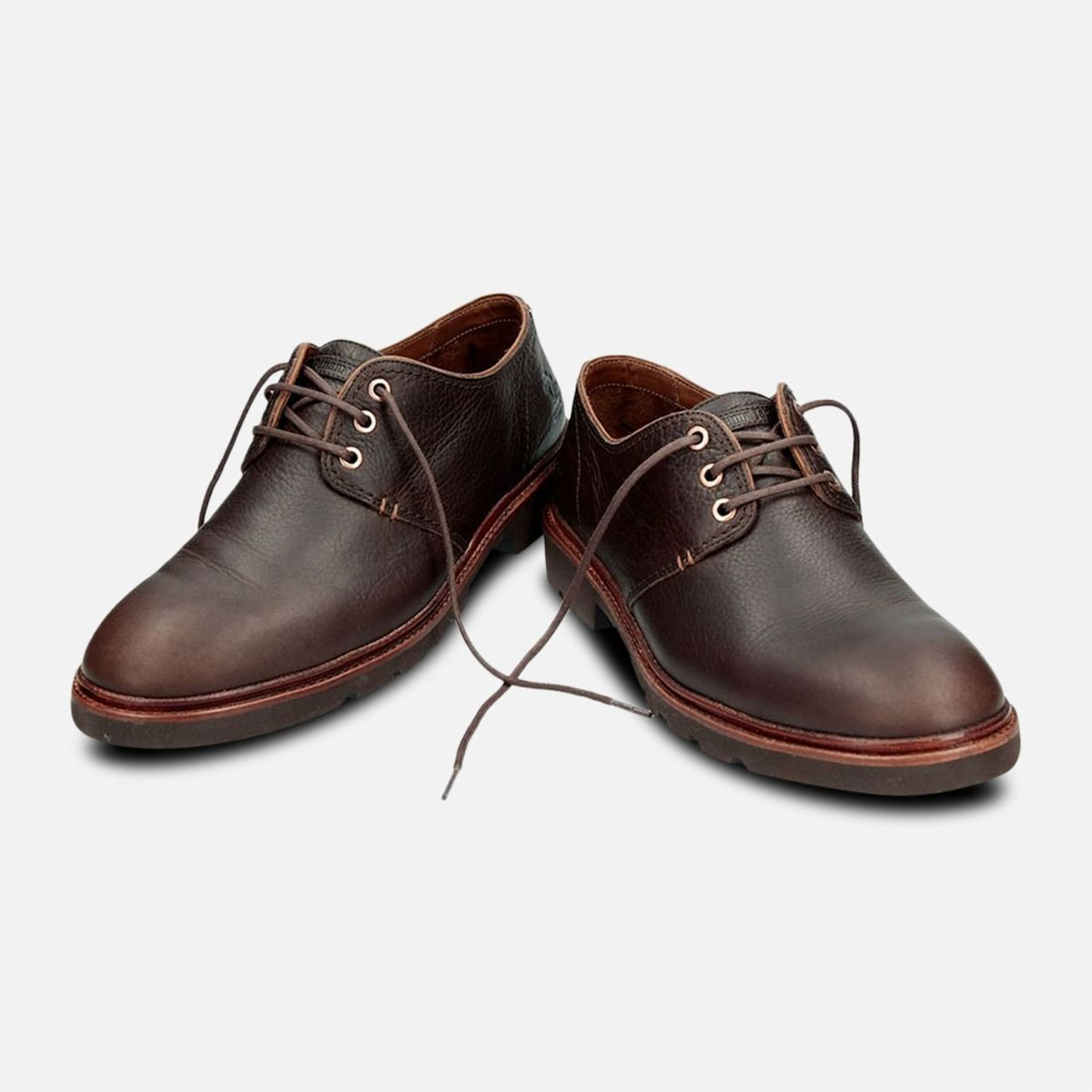 Panama Jack Dallan C6 Brown Mens Lace Up Shoes