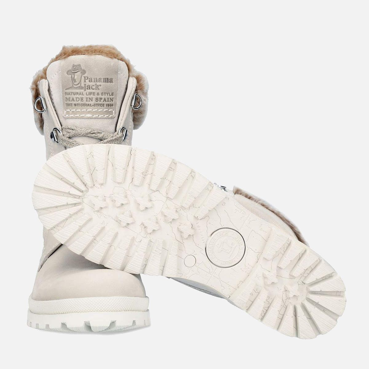 Panama Jack Tuscani B11 Ice Fur Lined Ladies Boots