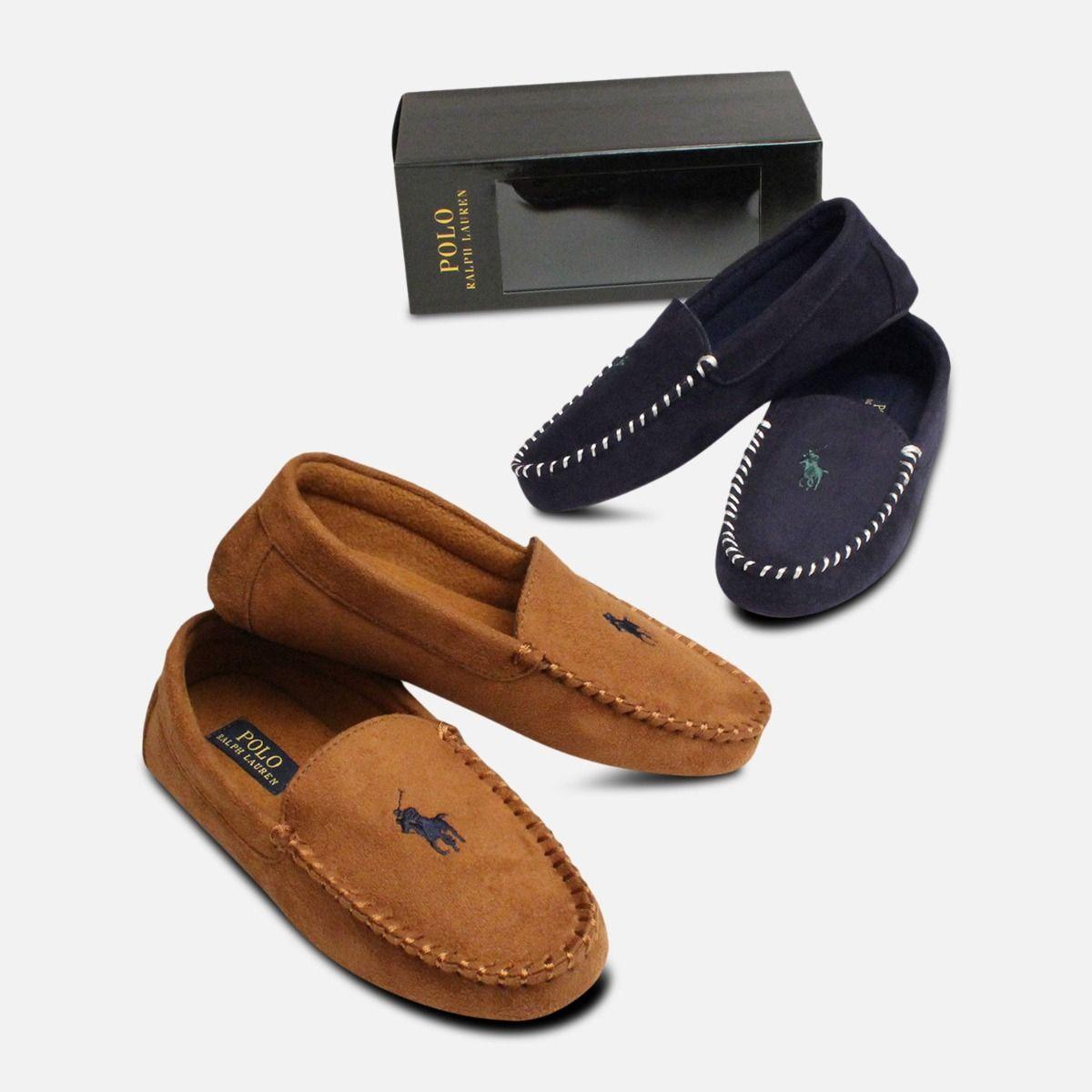Ralph Lauren Dezi Moccasin Slippers | ASOS