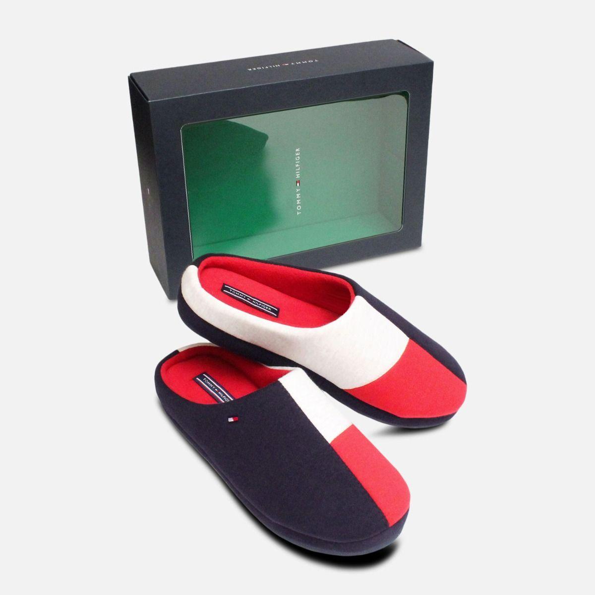 fd42b3c33 Tommy Hilfiger Iconic Luxury Slipper   Gift Box